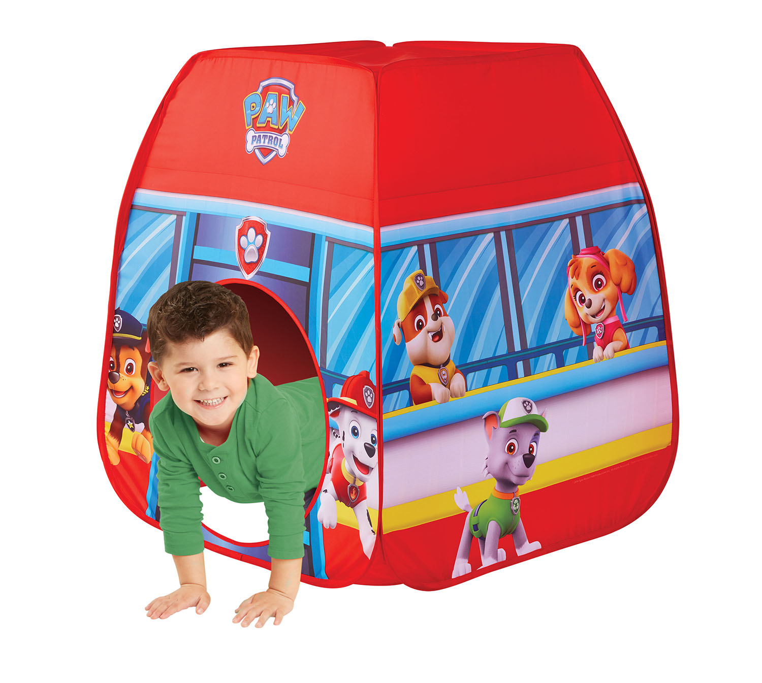 Paw Patrol Character Indoor/Outdoor Play Tent Playhouse for Kids Boys/Girls with Easy Pop Up Set (Walmart)