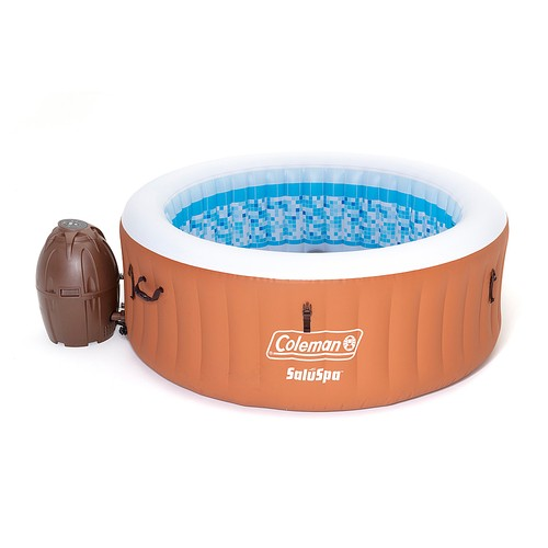Coleman – Inflatable Spa w/ Pump (Best Buy)