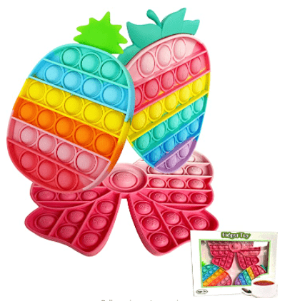 Amazon: 3 Pcs Packaged Silicone Stress Reliever Toy Just $3.99-$7.99 (Reg. $9.99-$19.99)