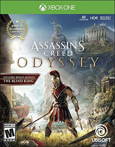 (Amazon) Assassin's Creed Odyssey Standard Edition – Xbox One