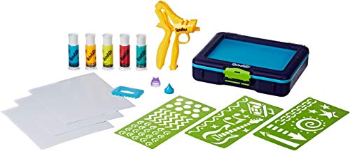 (Amazon) DohVinci On the Go Art Studio Art Case for Kids and Tweens with 5 Non-Toxic Colors by Play-Doh Brand