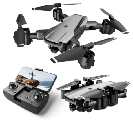 Amazon: Foldable Quadcopte Drone with 1080p HD Camera for $39.99 (Reg. $79.99)