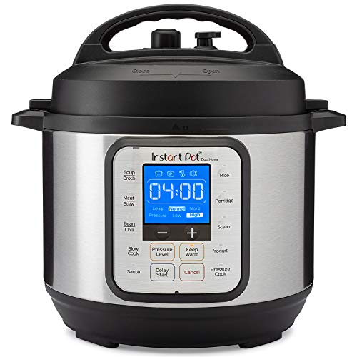 (Amazon) Instant Pot Duo Nova 7-in-1 Electric Pressure Cooker, Slow Cooker, Rice Cooker, Steamer, Saute, Yogurt Maker, 3 Quart, 14 One-Touch Programs, Best For Beginners