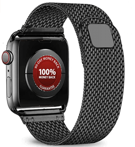 Amazon: Magnetic Stainless Steel Loop Bands for Apple Watch JUST $7.20 (Reg. $17.99)