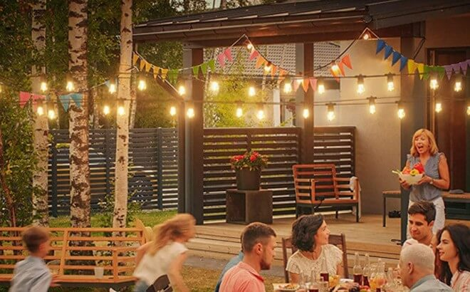 Amazon: Outdoor String Lights 96-Feet for only $47 (Reg $80)