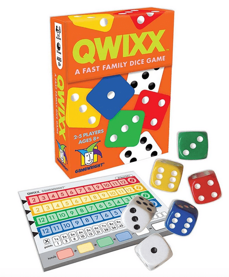 Amazon: Qwixx Dice Game for only $5.59