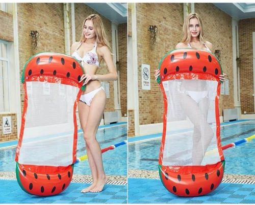 Amazon: Tropical Fruit Wind Inflatable Pool Floats for $13.48 (Reg. $26.96)