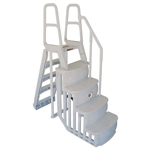 Main Access – Above Ground Swimming Pool Smart Step and Ladder System (Best Buy)