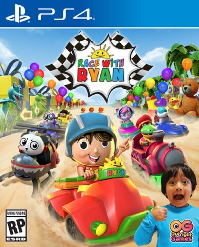 Race with Ryan for PlayStation 4 (Walmart)