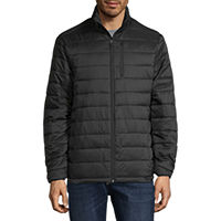 St. Johns Bay Water Resistant Lightweight Puffer Jacket (JCPenney)