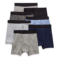 Thereabouts Little & Big Boys 7-Pack Boxer Briefs, Regular (JCPenney)