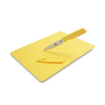 Martha Stewart Collection Bee Paring Knife & Cutting Board for $5.96