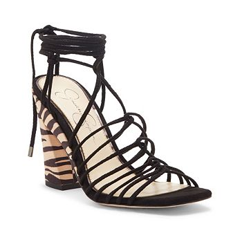 Jessica Simpson Women's Milaye Strappy Dress Sandals for $19.96