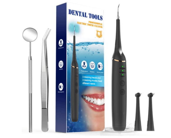 Amazon: Sonic Tooth Cleaner Tartar Remover $9.99 (Reg. $29.99)