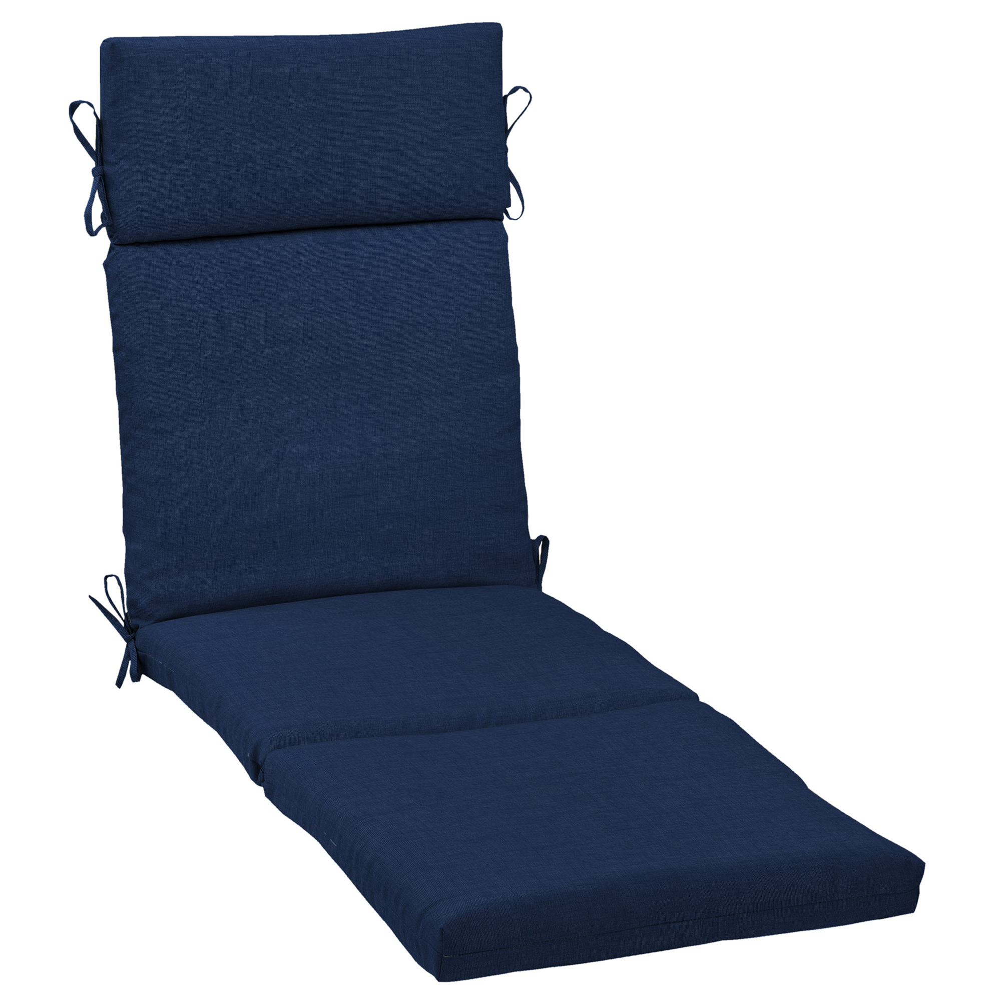 Arden Selections Sapphire Leala 72 x 21 in. Outdoor Chaise Cushion (Walmart)