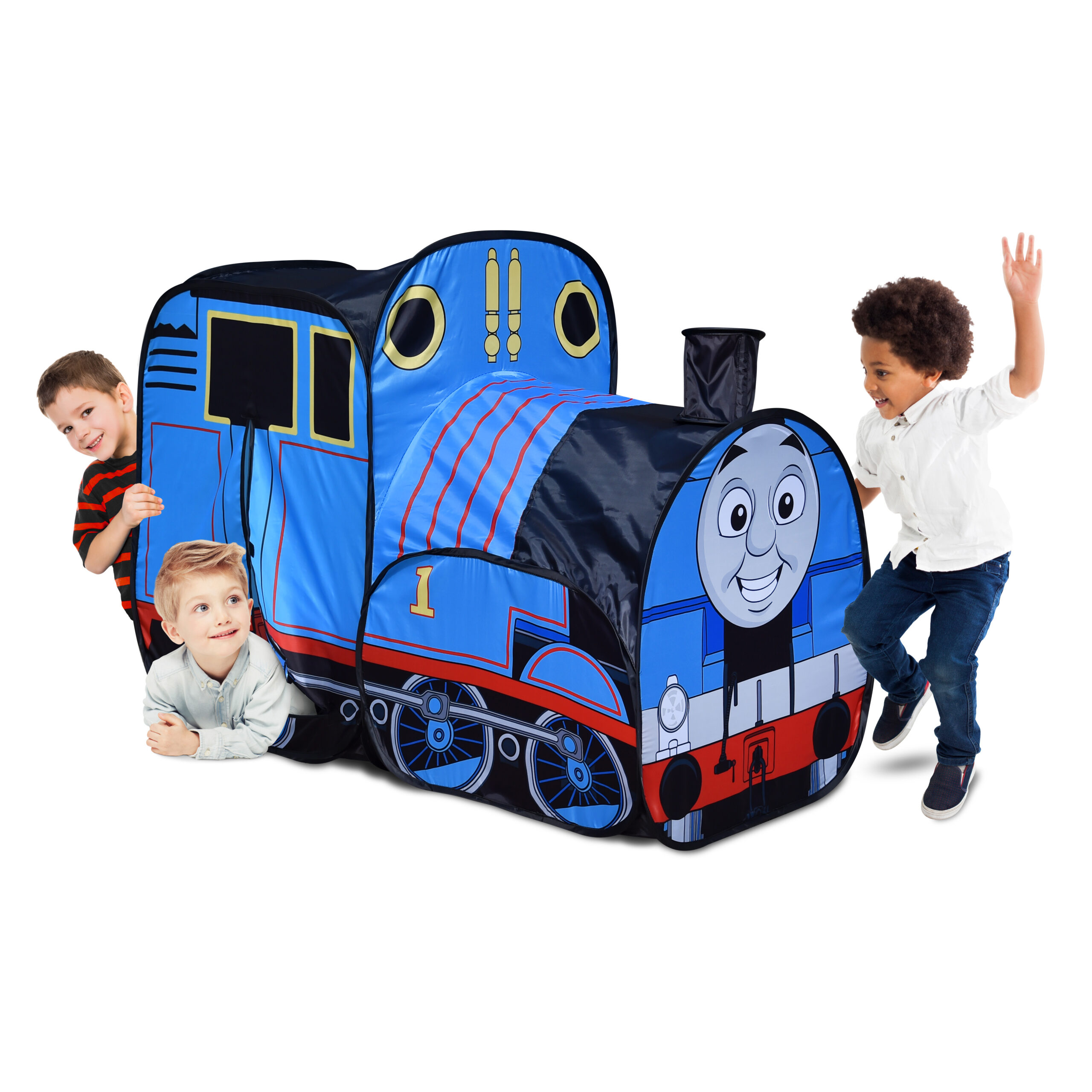 Thomas & Friends Thomas The Train Pop up Tent – Durable Material Allows for Inside or Outside Use for Kids Ages 3+ (Walmart)