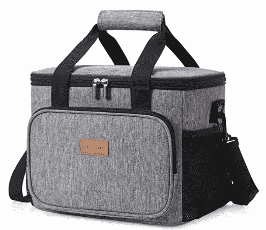 Amazon: 24-Can Cooler Lunch Bag $19.99 (Reg $40)