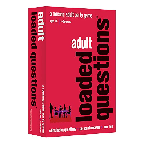 (Amazon) ADULT LOADED QUESTIONS – A Rousing Adult Party Game from All Things Equal, Inc.