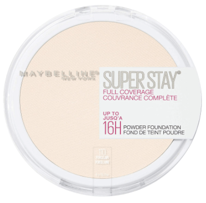 Amazon: Maybelline Super Stay Full Coverage Powder Foundation Makeup for $4.17 (Reg. $9.99)