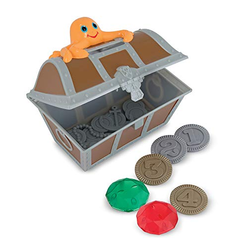 (Amazon) Melissa & Doug Sunny Patch Undersea Treasure Hunt Pool Game With Floating Chest and 6 Treasure Pieces