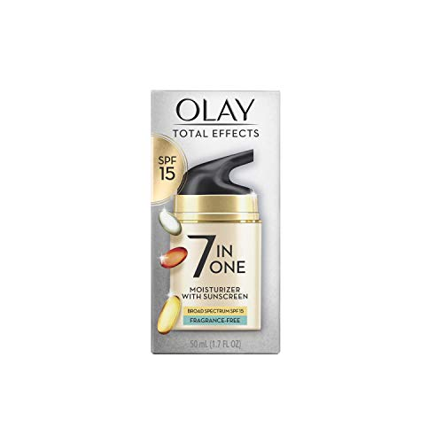 (Amazon) Olay Total Effects, 7 in 1, Fragrance Free, 1.7 oz