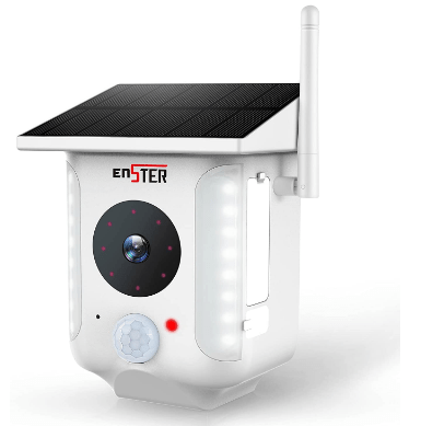 Amazon: Outdoor Solar Powered Security Camera for $64.99 (Reg $130)