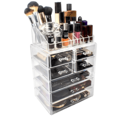 Amazon: Sorbus Cosmetic Makeup and Jewelry Storage Case for $14.99 (Reg. $29.99)