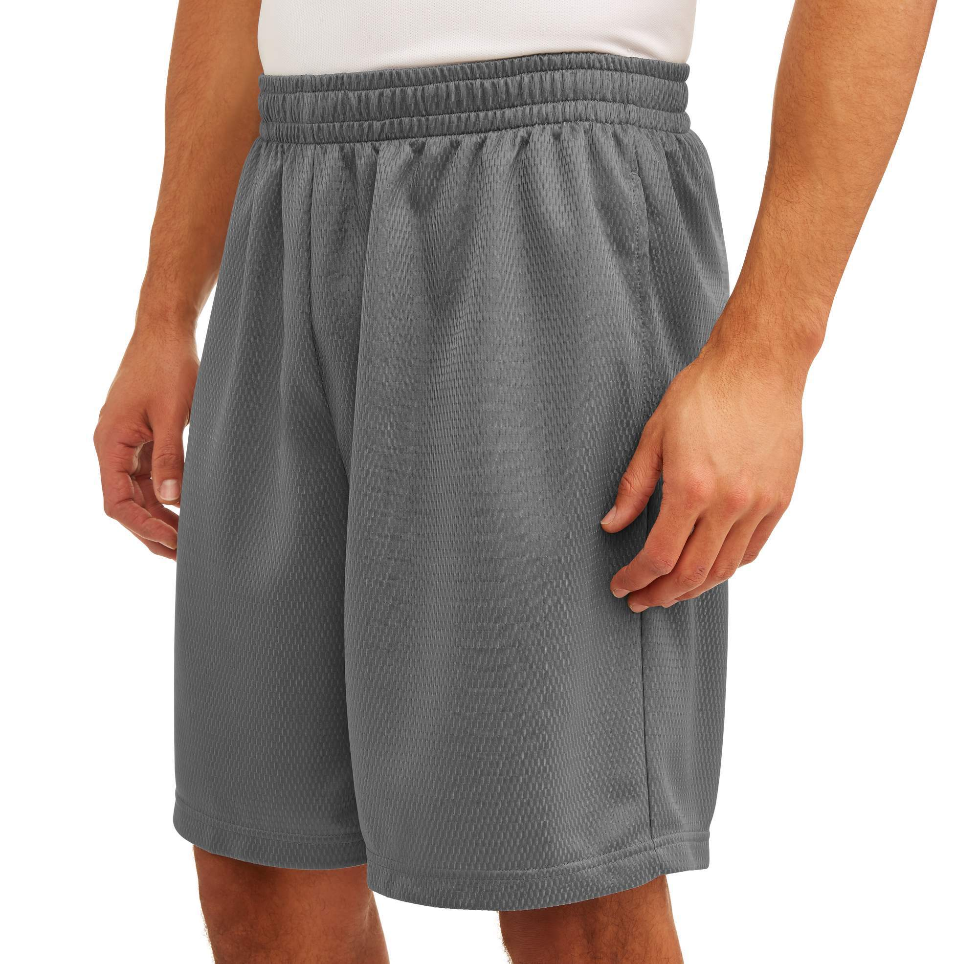Athletic Works Men's and Big Men's 9″ Dazzle Shorts, up to Size 5XL (Walmart)