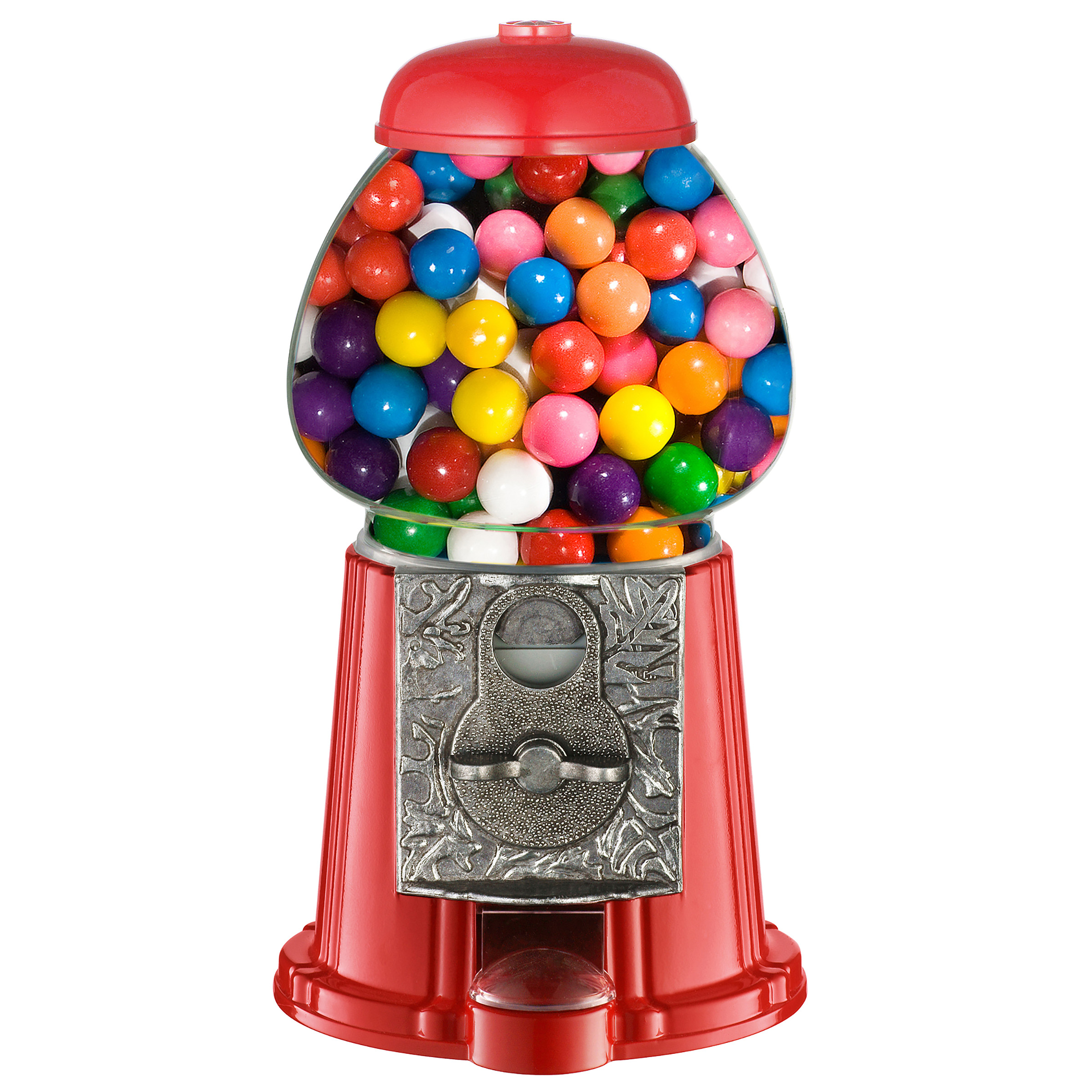 Great Northern 11″ Junior Vintage Old Fashioned Candy Gumball Machine Bank Toy – Everyone Loves Gumballs! (Walmart)