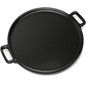 Home-Complete 14 in. Cast Iron Pizza Pan (Home Depot)