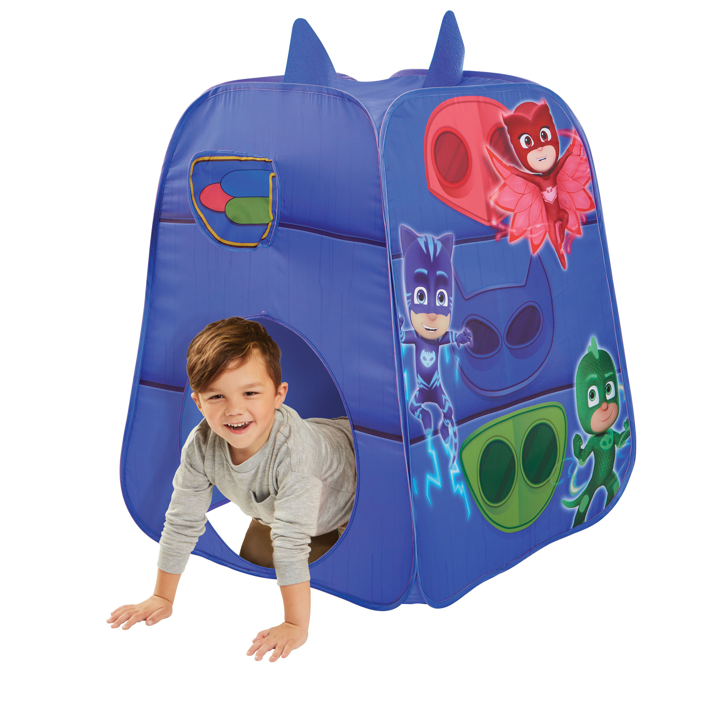 PJ Masks Indoor/Outdoor Play Tent Playhouse for Kids Boys/Girls with Easy Pop Up Set, Ages 3+ (Walmart)