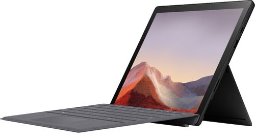 Microsoft – Surface Pro 7 – 12.3″ Touch Screen – Intel Core i5 – 8GB Memory – 256GB SSD – Device Only – Matte Black (Best Buy)