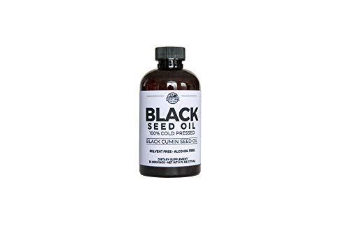 (Amazon) COUNTRY FARMS Black Seed Oil Dietary Supplement, Black Cumin Seed Oil, Full Spectrum, Cold Pressed, 6 fl. oz, 35 Servings