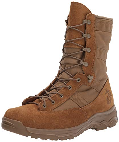(Amazon) Danner Men's Military and Tactical Boot, Coyote, 3 Wide