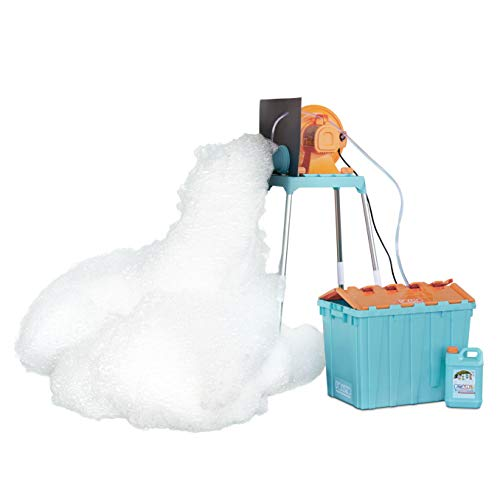 (Amazon) Little Tikes FOAMO Foam Machine is an Easy-to-Assemble Foam Making Toy Perfect for Birthdays, Celebrations or Any Day You Want an Awesome Foam Party