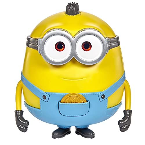 (Amazon) Minions: Babble Otto Large Interactive Toy with 20+ Sounds & Phrases, Gift for Kids 4 Years Old & Up