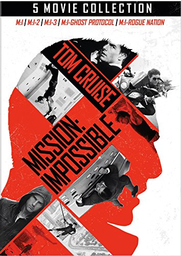 (Amazon) Mission: Impossible 5-Movie Collection