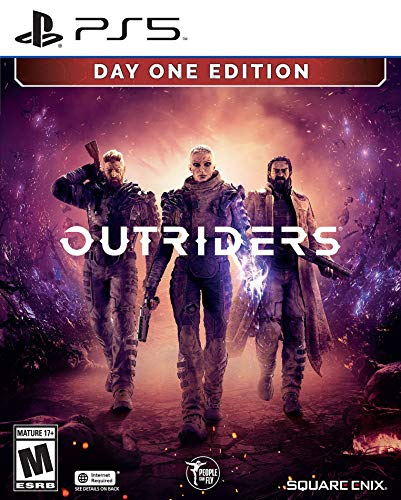 (Amazon) Outriders Day One Edition – PlayStation 5