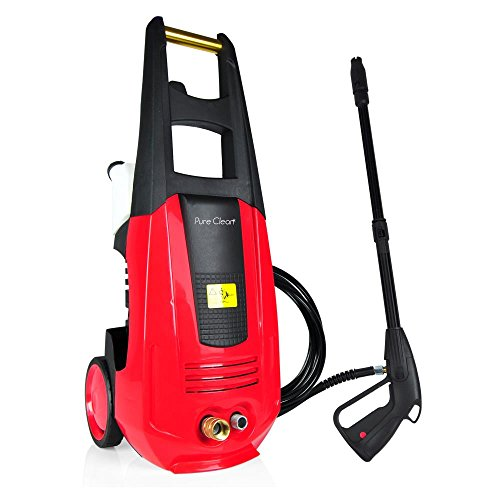 (Amazon) SereneLife Pressure Washer – Electric Outdoor Power Washer with High-Pressure Nozzle Wand