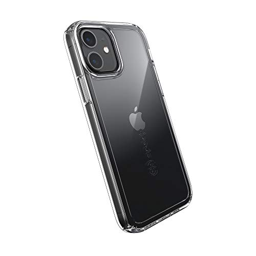 (Amazon) Speck Products GemShell iPhone 12, iPhone 12 Pro Case, Clear/Clear (137603-5085)