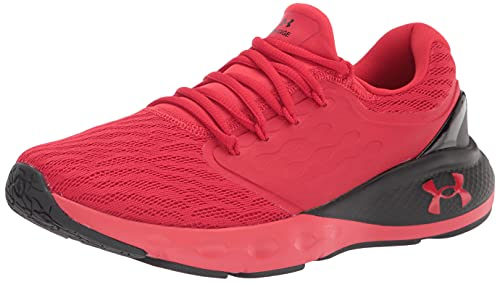 (Amazon) Under Armour Men's Charged Vantage Running Shoe, Red (602)/Black, 9