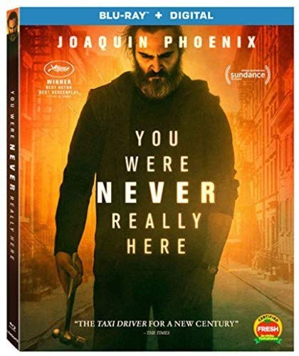 (Amazon) You Were Never Really Here [Blu-ray]
