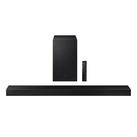 SAMSUNG HW-A650 3.1 Channel Soundbar with Wireless Subwoofer and Dolby 5.1 / DTS Virtual:X (Walmart)