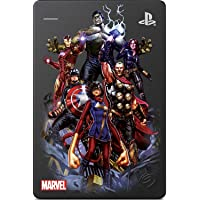 Seagate Game Drive for PS4 Marvels Avengers LE 2TB External HDD (Woot)