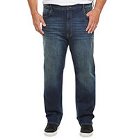 The Foundry Big & Tall Supply Co. Denim Mens Straight Fit Jeans (JCPenney)