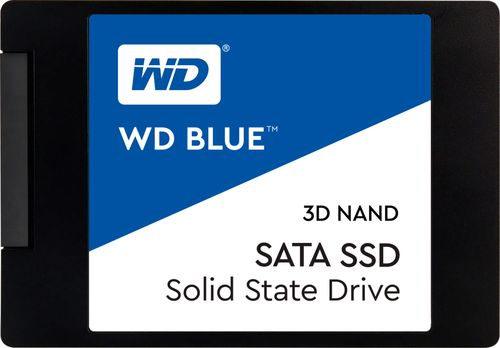 WD – Blue 2TB SATA 2.5″ Internal Solid State Drive (Best Buy)